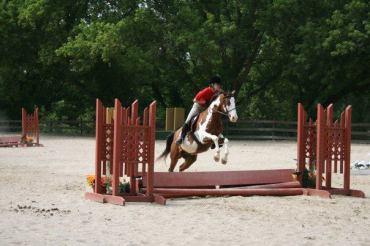 Pretty jump