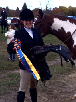 Equitation Grand Champion