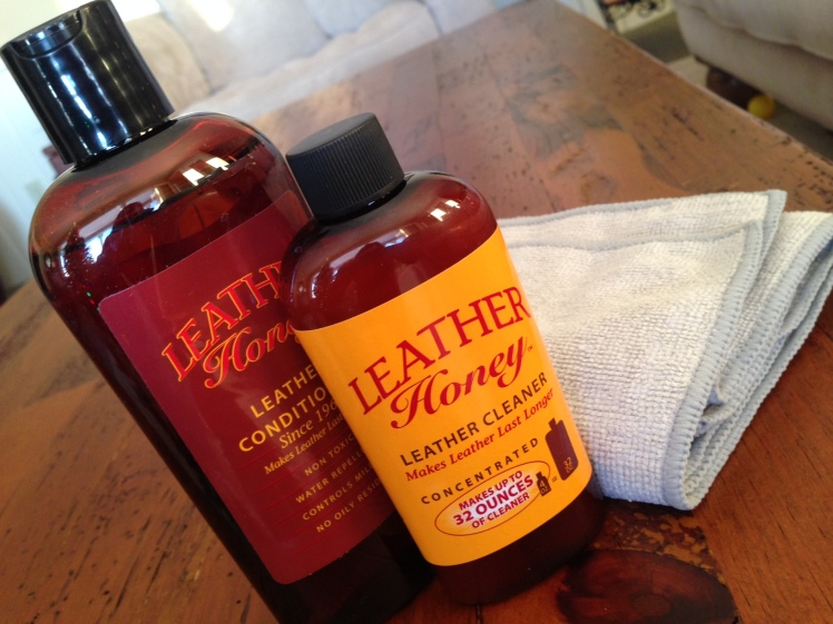 Leather Honey Products