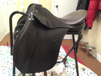 Conditioned saddle