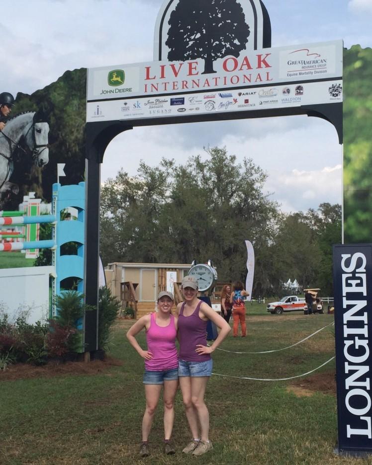 At Live Oak International